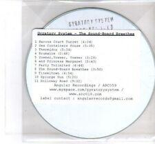 (DF153) Gyratory System, The Sound-Board Breathes - DJ CD