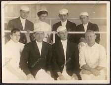 18 Antique Photo YOUNG DOCTORS NURSE Medical School COLLEGE LIFE FUN Vanderbilt