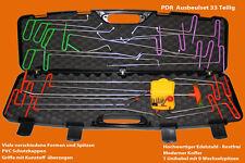 Profi Ausbeulwerkzeuge Set / Paintless Dent Repair / Ausbeulset 33 Teilig