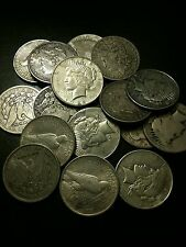 1878-1935 Morgan Peace Silver Dollar 1 Coin $1 P,D,S,O,CC Bullion G-AU F VF XF
