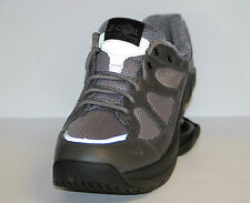 Z-Coil Liberty FW-K1004 Women's size 6 Gray Leather & Mesh Walk/Run Shoe