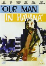 Our Man in Havana (Alec Guinness Maureen O'Hara) R4 DVD New