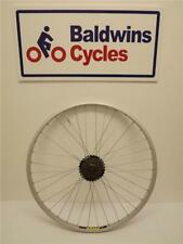 "Rilascio rapido 26 ""Posteriore Mountain Bike ruota + 6 Velocità Shimano FREEWHEEL"
