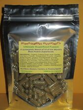Multi Supplement Multivitamin Superfood Fusion With Maca Root Powder - 120ct Bag