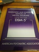 Diagnostic and Statistical Manual of Mental Disorders 5th Ed: DSM-5 (Hardcover)G