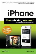 iPhone: The Missing Manual (Missing Manu
