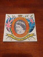 The Coronation Queen Elizabeth June 2nd 1953 Brochure