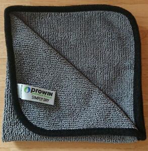SIMPLY Dry Tuch prowin  grau oder blau 40 cm x 40 cm --NEU--