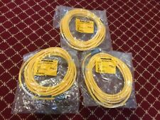 3x - AS-Interface Cable Female 5 Pin, 2-Conductor Cable, Turck RKC 254-5m, New