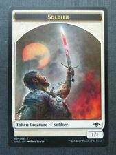 Soldier Marit Lage Token - Modern Horizons - Mtg Magic Cards # 8A78