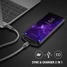 2 In One Samsung Galaxy S9 Plus External Power Bank Battery Case Backup Cover US