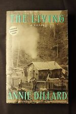 The Living by Annie Dillard Paperback Advanced Reading Copy