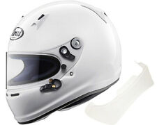 Arai SK-6 Racing Helmet Medium with FREE SPOILER Go Kart Karting Race Racing
