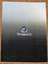 1978 JAGUAR XJ Prestige Sales Brochure - 5.3, 4.2, 3.4 - Excellent Condition
