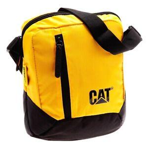 CAT Caterpillar tablet bag The Project, black/yellow