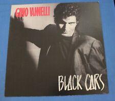 "Gino Vanelli -Black Cars - 1984  00006000 Promo Poster Flat 12"" x 12"" Nice"