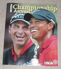 2008 Championship Annual USGA - Tiger Woods