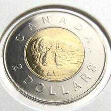 2001 Specimen Canada 2 Dollar Toonie Uncirculated Canadian Coin Two Dollar N575