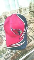 NFL Arizona Cardinals LICENSED Mesh Trucker Snapback Hat Cap One Size Fits All
