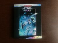 Star Wars: The Empire Strikes Back (Episode V) Blu-Ray Only-NO DIGITAL CODE