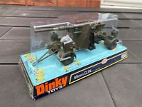 Dinky 656 88mm Gun In Its Original Box - Weathered Example Code 3