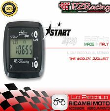 ST200-M START MICRO PZRACING CRONOMETRO GPS 50HZ BATTERIA INTERNA AUTO MOTO KART