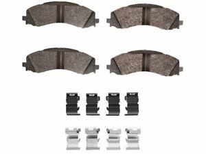 Front Brake Pad Set Dynamic Friction 6TCG12 for Ram 3500 2500 2019 2020