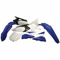 Polisport Complete Replica Plastic Kit YZ Blue/White