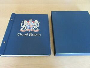 GB Collection in Stanley Gibbons Album. Mint and Used.