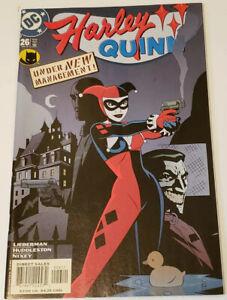 Harley Quinn #26 Comic Book Near Mint NM