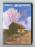 The Man From Stone Creek - by Linda Lael Miller - MP3CD - Audiobook