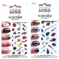 Kiss Waterless Nail Tattoos Nail Art # 64705 / NSW01 KaPow Your Choice! VHTF