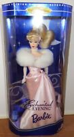 1995 Mattel Collector Edition Enchanted Evening Barbie Doll 1960 Damaged Box