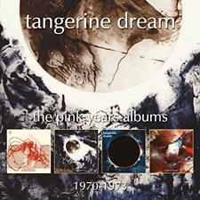 PINK YEARS ALBUMS 19701973 4 - TANGERINE DREAM [CD]