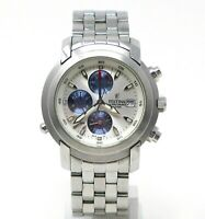 Orologio Festina 8906 alarm chrono gmt watch diameter 43 mm clock diver 10 atm