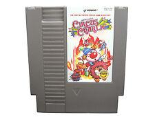 Circus Charlie (Nintendo Entertainment System NES) English NTSC Game Konami
