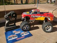 Traxxas Stampede 2Wd Rtr Monster Truck 1/10 Scale Electric with Remote
