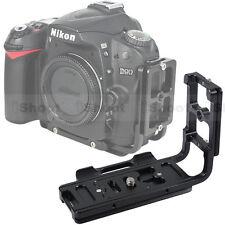 Quick Release Plate/Camera Holder Grip for Tripod Ballhead&Nikon D700/D600/D300S