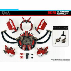 IN STOCK  DNA DK20 Upgrade Kits For SS Combiner Devastator