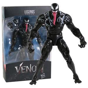 Marvel Legend Venom Carnage Collection Action Figure PVC Model Figurals Toy Gift