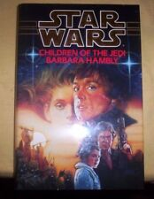 Star Wars- Children of the Jedi by Barbara Hambly (1995 HC) Like New/Very Good!
