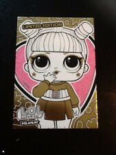 1 Limited Edition Panini LOL Surprise Glamlife Card Pink/gold New