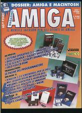 AMIGA MAGAZINE 59 galaxy drive,blizzard,1230scsa kit,scenery animator4.0 commodo