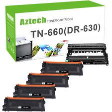 TN660 TN630 Drum Toner Compatible For Brother DCP-L2540DW MFC-L2700DW HL-L2360DW