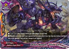 "Buddyfight x 4 Death Napalm, ""Grind Core"" [D-BT04/0065EN U] English Mint Future"