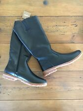 Bogs Pearl Tall Womens Waterproof Leather Boot Size 10.5 Black New With Tags