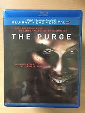 Ethan Hawke THE PURGE ~ 2013 Original Home Invasion Horror Thriller US Blu-ray