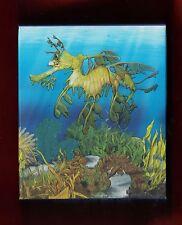 2009 Australian Sea Life The Reef - Leafy Sea Dragon, 1/2oz Silver Proof Coin