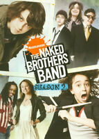 The Naked Brothers Band - Season 2 New DVD