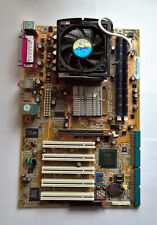 Abit IS7-V2 Mobo with Pentium 4 SL6PE 2.66GHz CPU and 2GB RAM - Test OK